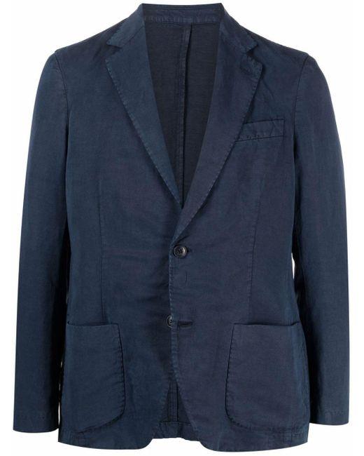 メンズ Altea シングルジャケット Blue