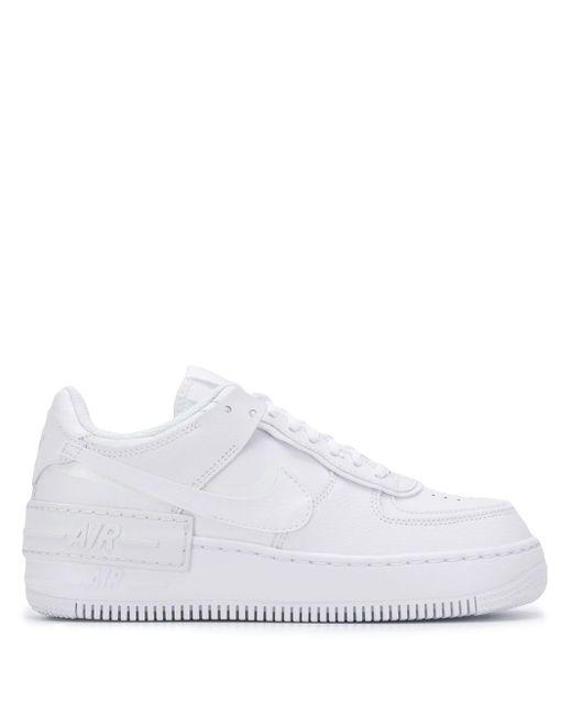 Nike Air Force 1 Sage Low スニーカー White