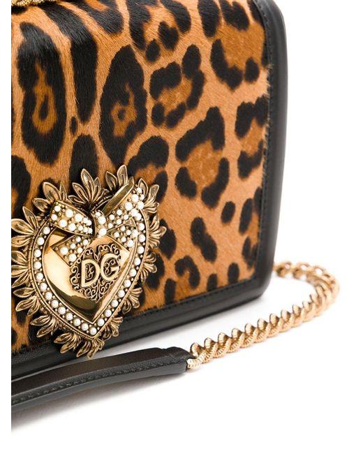 Dolce & Gabbana Devotion ショルダーバッグ Multicolor
