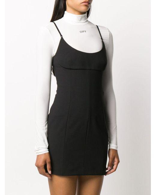 Alexander Wang スリムフィット ドレス Black