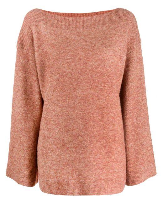 3.1 Phillip Lim ボートネックセーター Multicolor