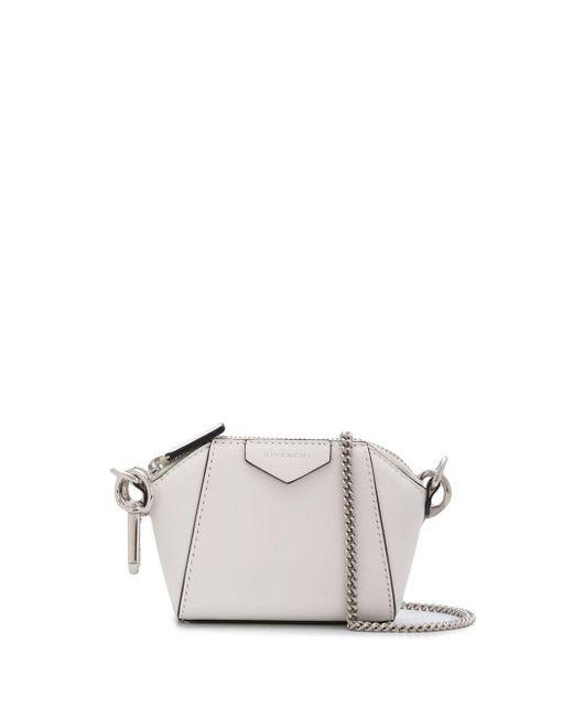 Мини-сумка Antigona Givenchy, цвет: Multicolor