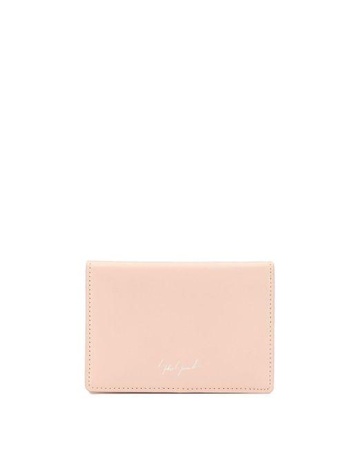Discord Yohji Yamamoto 二つ折り財布 Pink