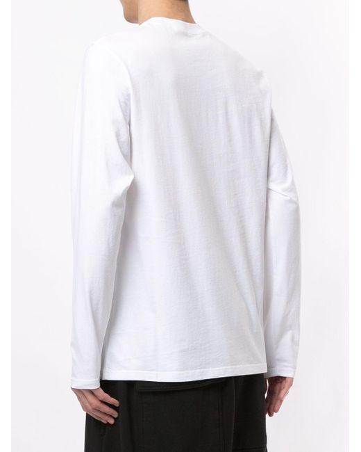 メンズ Martine Rose Tシャツ White