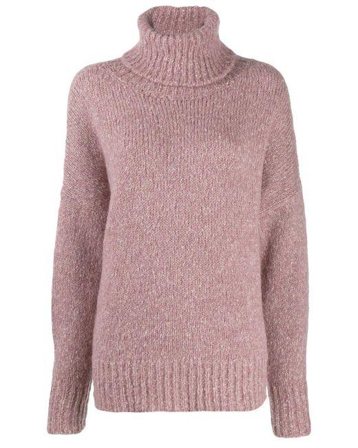 Étoile Isabel Marant Shadow セーター Pink