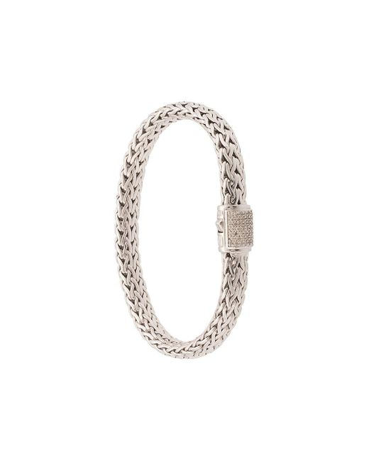 John Hardy Metallic Classic Chain Medium Bracelet