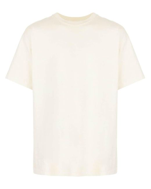 メンズ John Elliott オーバーサイズ Tシャツ Yellow