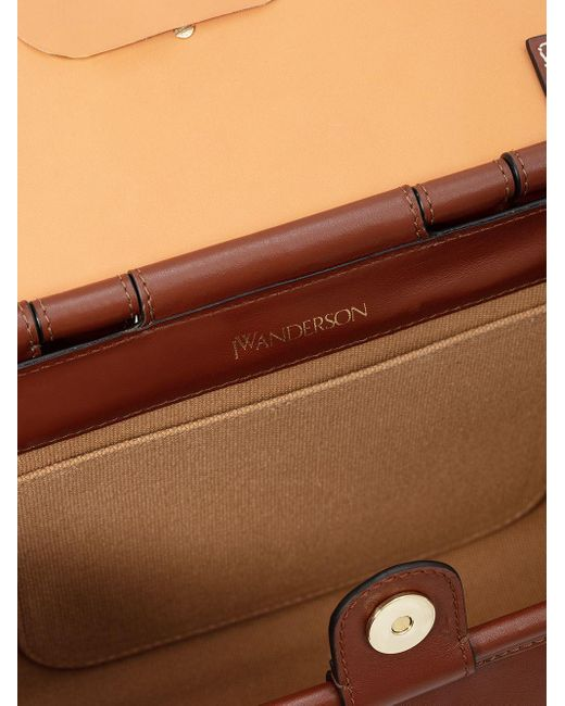 J.W. Anderson チェーン ハンドバッグ Brown