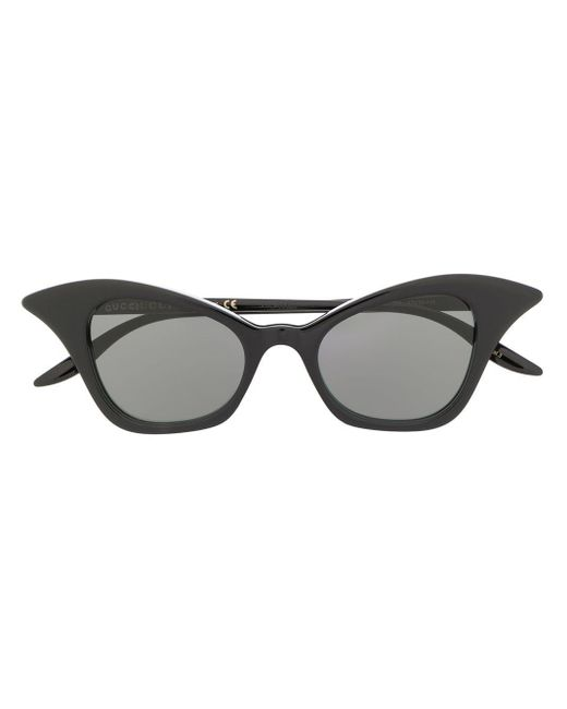 Солнцезащитные Очки В Оправе 'кошачий Глаз' Gucci, цвет: Multicolor