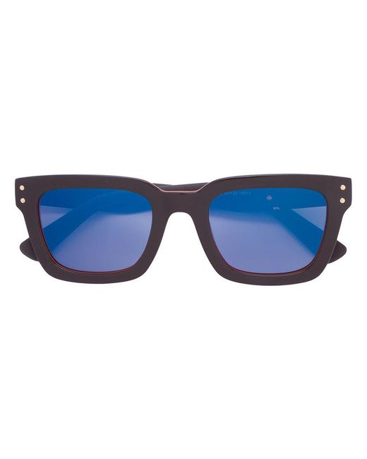 DIESEL | Brown Dl0231 Sunglasses | Lyst