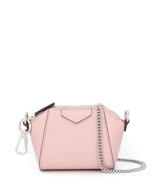 Сумка Baby Antigona Givenchy, цвет: Pink