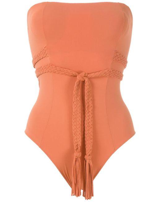 Clube Bossa Landova ワンピース水着 Orange