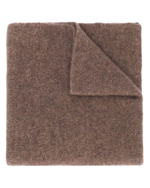 Écharpe en cachemire Dell'Oglio pour homme en coloris Brown