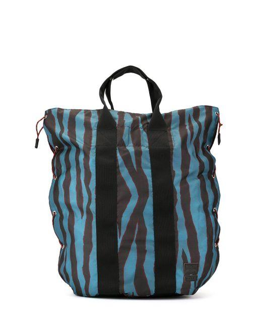 メンズ Marni X Porter 2-way トートバッグ Multicolor