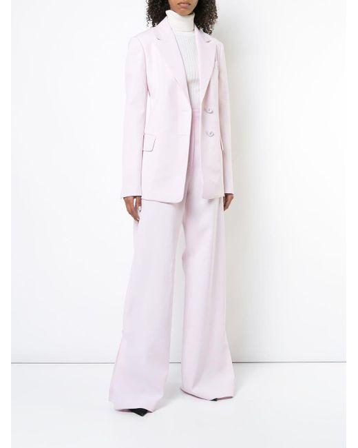 Брюки С Широкими Штанинами Proenza Schouler, цвет: Pink
