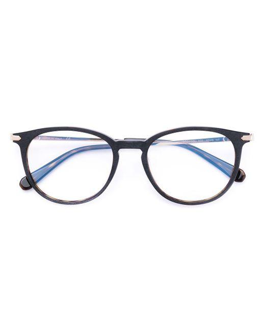 メンズ Brioni ラウンド 眼鏡フレーム Multicolor