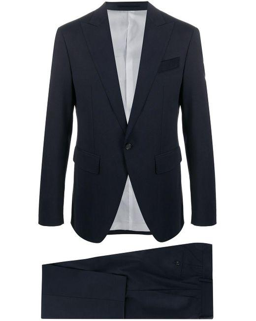 メンズ DSquared² ツーピース スーツ Blue