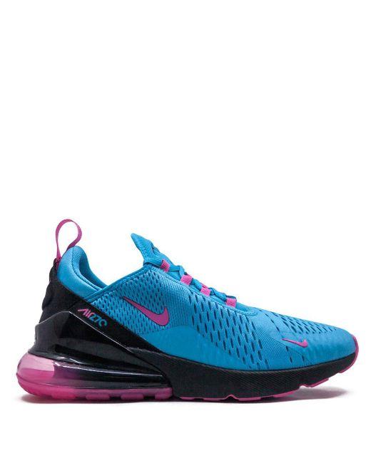 メンズ Nike Air Max 270 スニーカー Blue