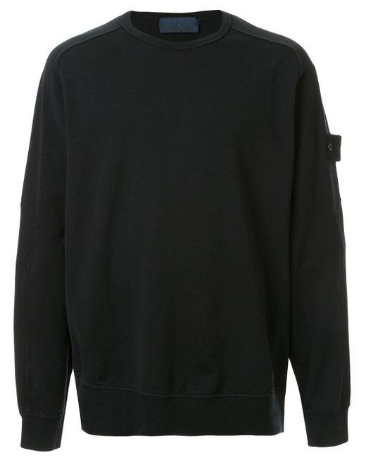 メンズ Stone Island スウェットシャツ Black