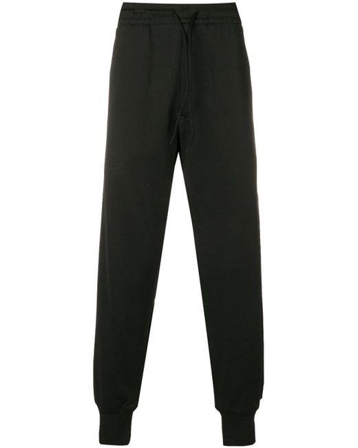 メンズ Y-3 ジョガーパンツ Black