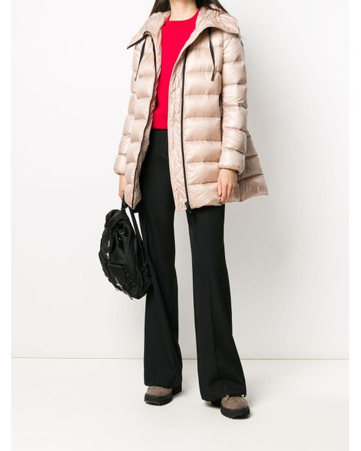 Moncler パデッドジャケット Pink