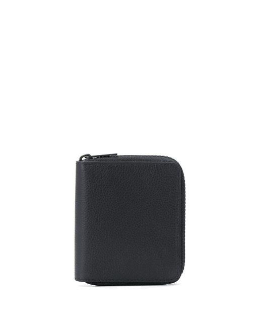 Maison Margiela Black Zip-around Wallet for men