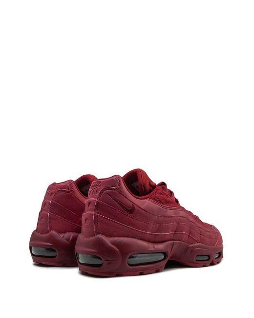 メンズ Nike Air Max 95 スニーカー Red