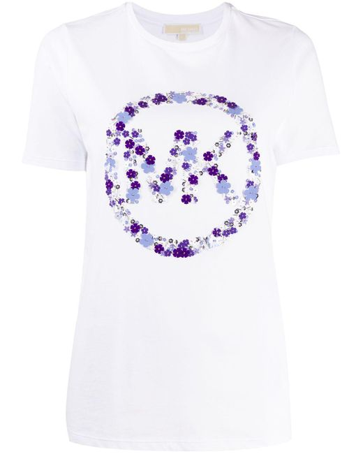 MICHAEL Michael Kors ロゴ Tシャツ White