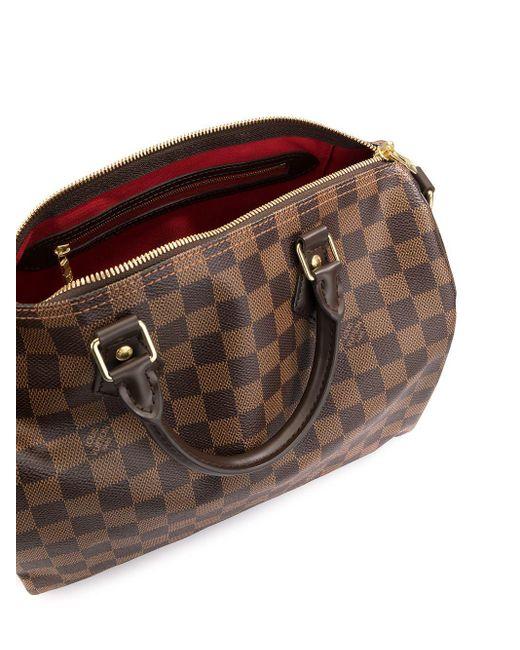 Сумка Speedy Pre-owned Louis Vuitton, цвет: Brown