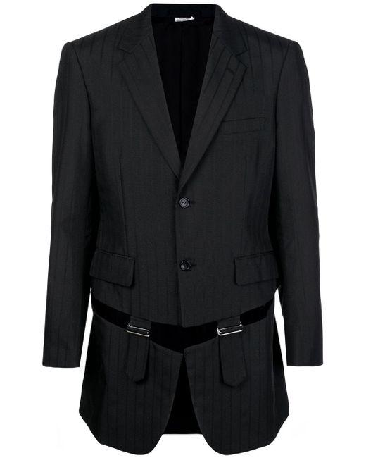 メンズ Comme des Garçons テーラードジャケット Black