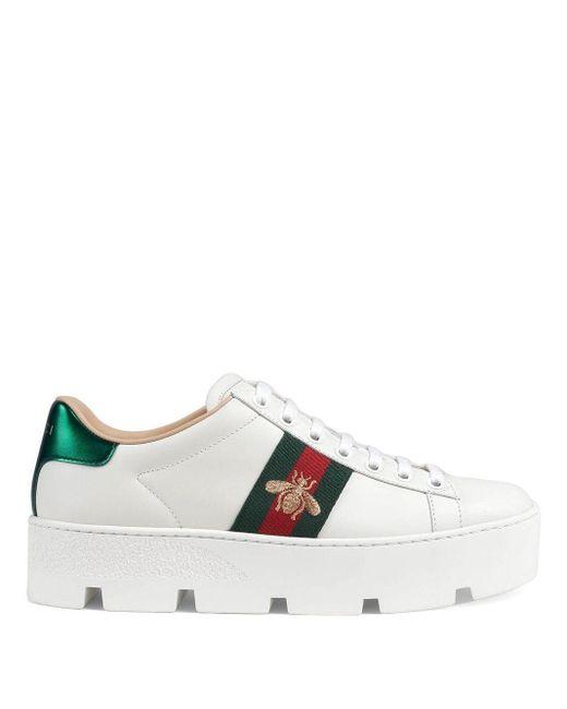 Gucci エース スニーカー Multicolor