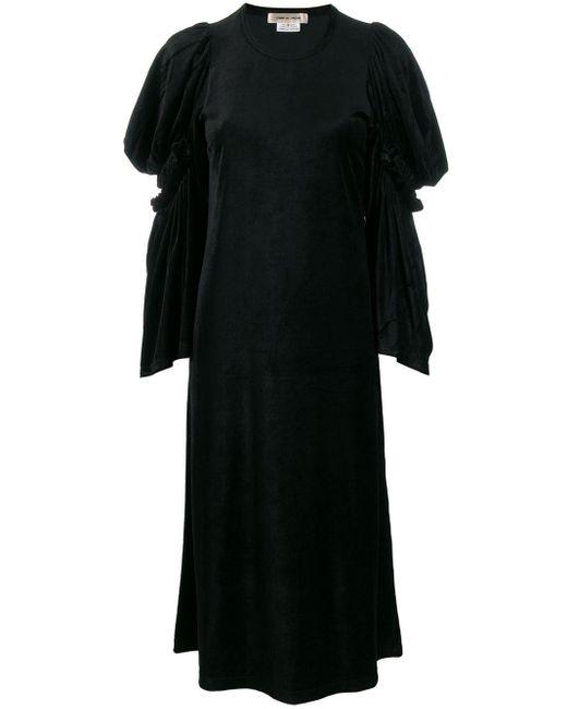 Comme des Garçons イブニングドレス Black