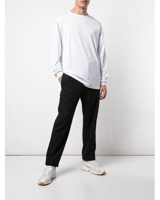 メンズ WARDROBE.NYC ロングtシャツ White
