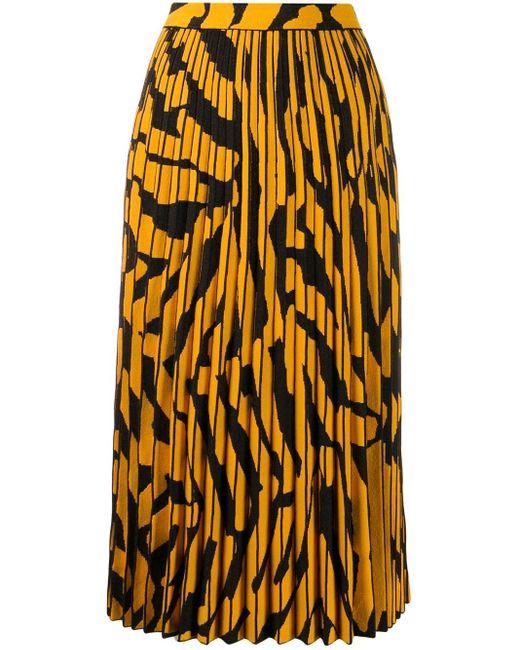 Proenza Schouler プリーツスカート Multicolor