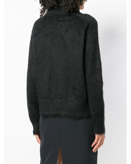 Gianluca Capannolo Black Alexa Sweater