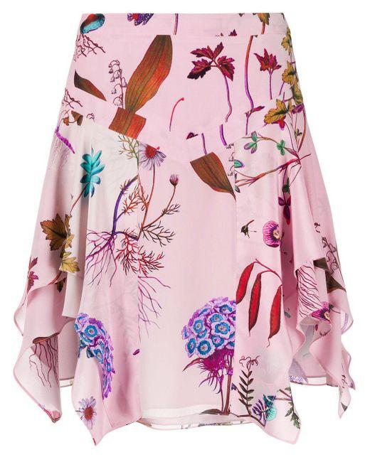 Stella McCartney プリント スカート Pink
