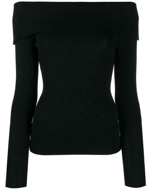 Maglione Loulux di P.A.R.O.S.H. in Black