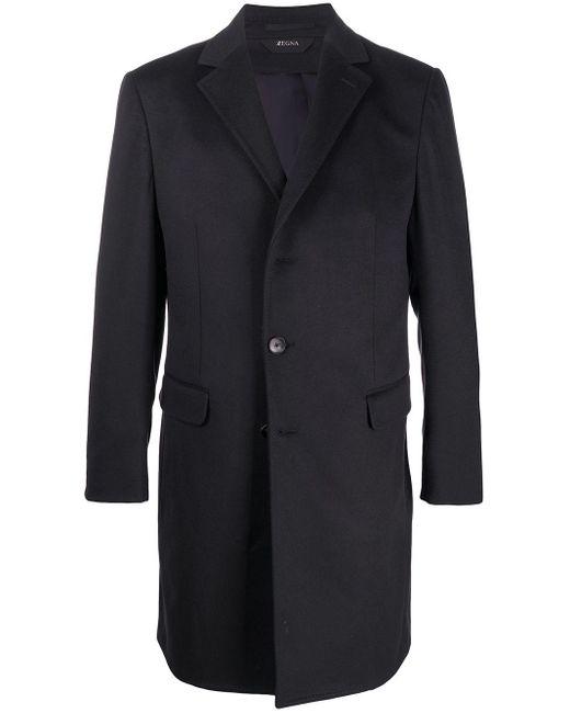 メンズ Z Zegna スリムフィット シングルスーツ Blue