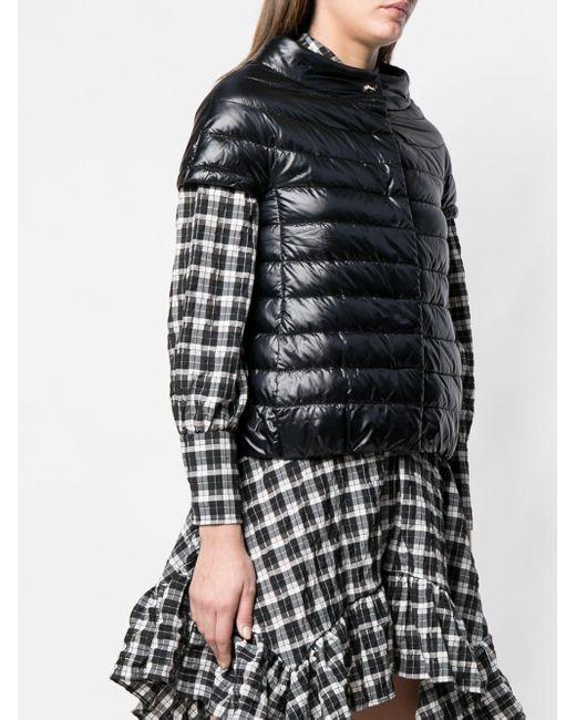 Пуховая Куртка 'greta' Herno, цвет: Black