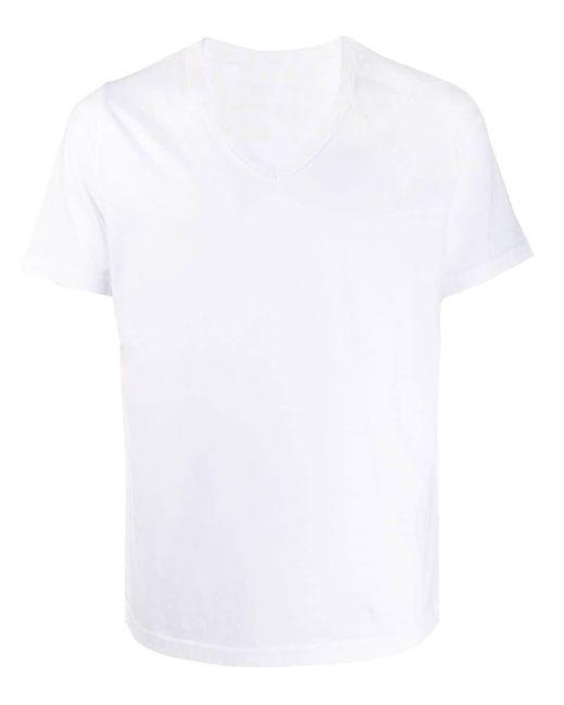 メンズ Maison Margiela Aids Charity Tシャツ White