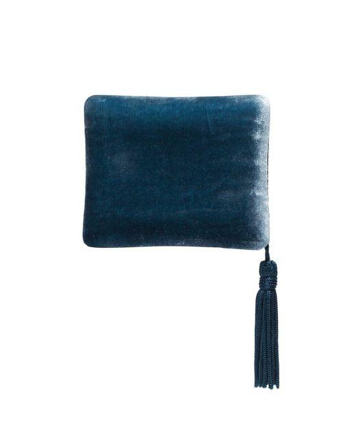 Sophie Bille Brahe クラッチバッグ Blue