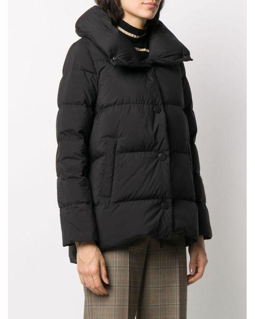 Pyrenex パデッドジャケット Black
