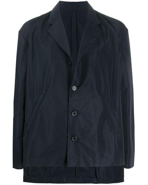 メンズ Undercover シャツジャケット Blue