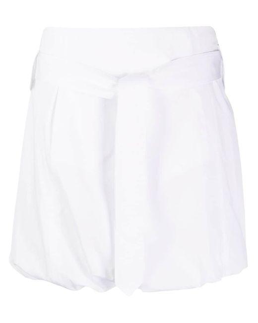 Ferragamo パフボール スカート White