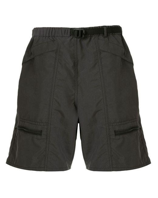 メンズ Battenwear カーゴショーツ Black