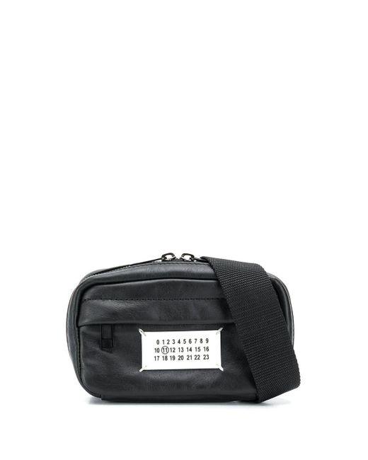 メンズ Maison Margiela ベルトバッグ Black