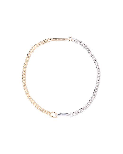 530Park - Metallic Curb Chain Bracelet for Men - Lyst