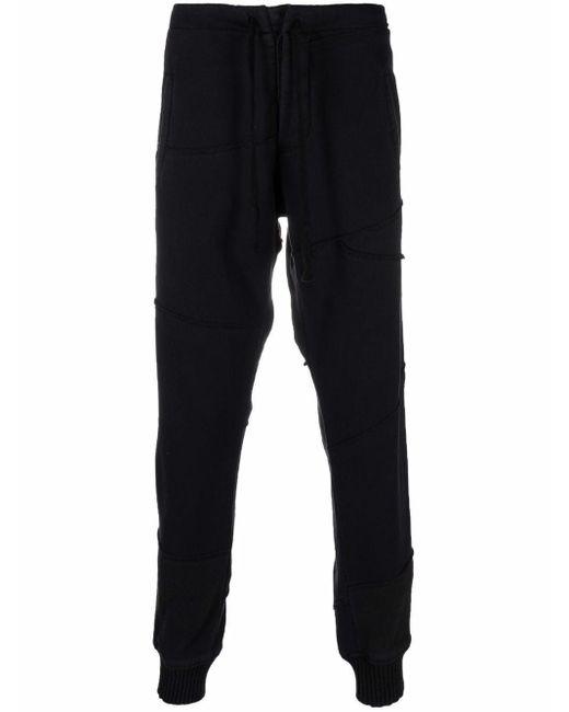 Pantalon en polaire Greg Lauren pour homme en coloris Black