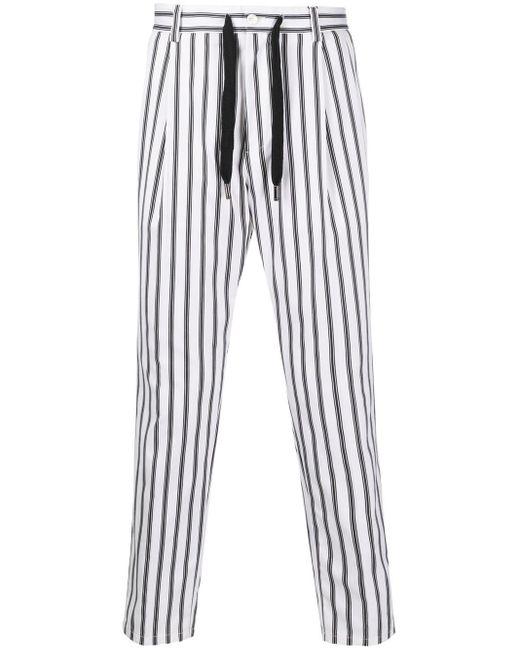 メンズ Dolce & Gabbana ストライプ テーラードパンツ Multicolor