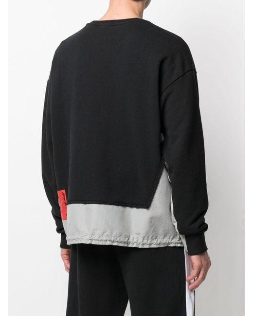 メンズ PUMA X Attèmpt ロゴ スウェットシャツ Black